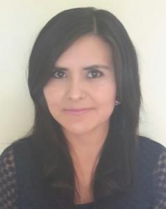 Miss Mariajose Cortes , Jefa Depto Historia